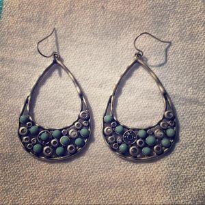 G. H. Bass & Co. Tear drop earrings